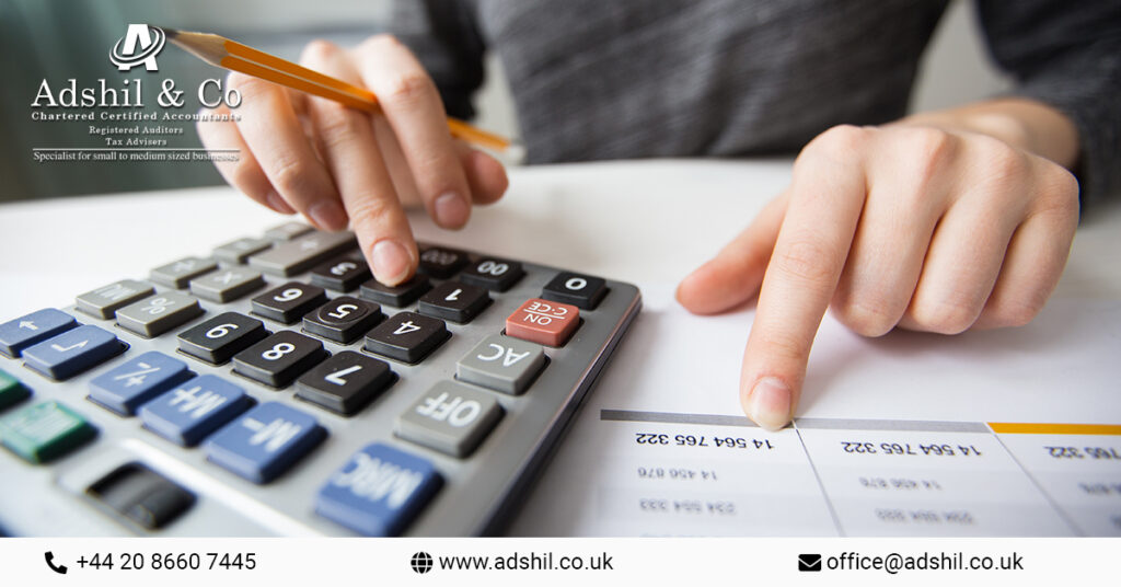 Taxation and accounting in London