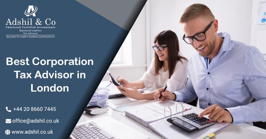 Best Corporation Tax Advisor in London